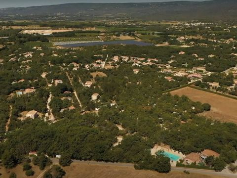 Camping Domaine des Chenes Blancs - Camping Vaucluse - Image N°25