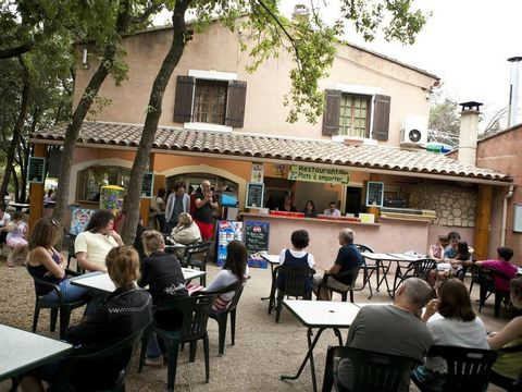 Camping Domaine des Chenes Blancs - Camping Vaucluse - Image N°14