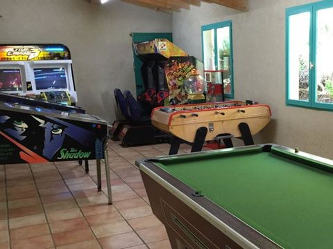 Vaucluse  Camping Domaine des Chenes Blancs - Camping Vaucluse - Afbeelding N°9