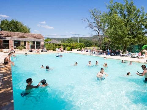 Camping Domaine des Chenes Blancs - Camping Vaucluse - Image N°2