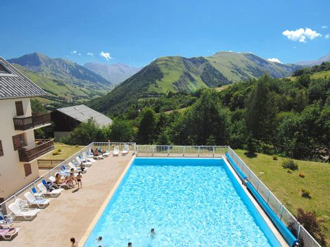 Résidence Les Sybelles - Camping Savoie - Image N°3