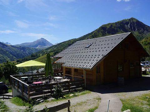 Domaine du trappeur  - Camping Savoie