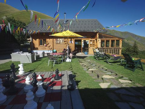Domaine du trappeur  - Camping Savoie - Image N°16