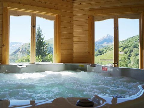 Domaine du trappeur  - Camping Savoie - Image N°3