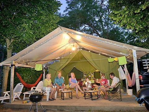 Flower Camping Les Portes de Sancerre - Camping Cher - Image N°8