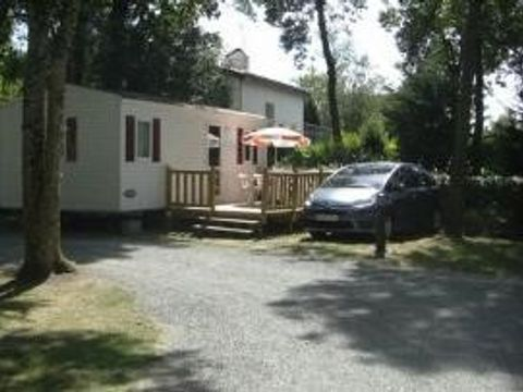 MOBILHOME 5 personnes - Confort
