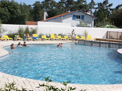Camping Saint Tro Park - Camping Charente-Maritime - Image N°2