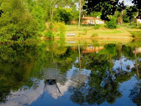 Camping Vert Bord D'eau - Camping Gironde - Image N°8