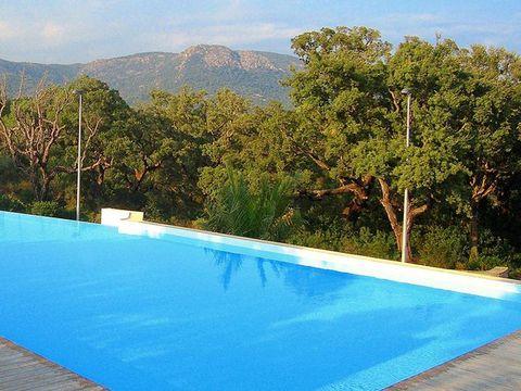 Résidence San Martinu - Camping Corse du sud