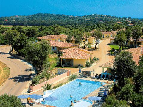 Résidence San Martinu - Camping Corse du sud - Image N°5
