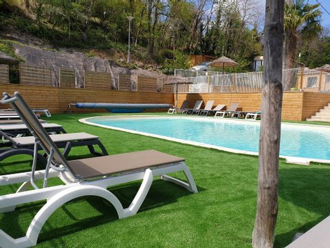 Camping Coeur d'Ardèche  - Camping Ardeche - Image N°2