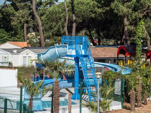Camping Sea Green Les Grenettes  - Camping Charente-Maritime - Image N°8