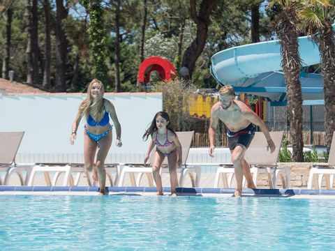 Camping Sea Green Les Grenettes  - Camping Charente-Maritime - Image N°3