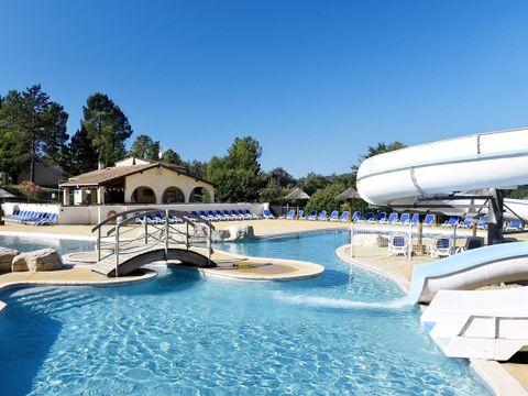 Résidence-Club Le Domaine des Hauts de Salavas - Camping Ardèche - Image N°2