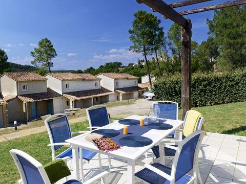 Résidence-Club Le Domaine des Hauts de Salavas - Camping Ardèche - Image N°5