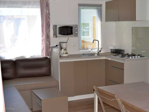 MOBILHOME 6 personnes - Rapidhome Lodge 83