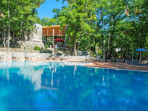 Camping Domaine Des Blachas - Camping Ardeche - Image N°2