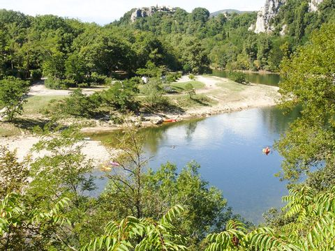 Camping Domaine Des Blachas - Camping Ardeche - Image N°12