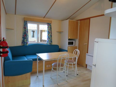 MOBILHOME 6 personnes - 4/6 personnes GRAND CONFORT  2 chambres + TV