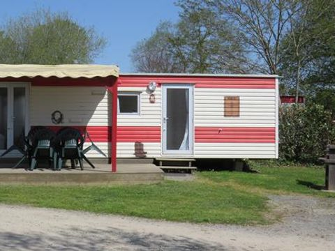 MOBILHOME 6 personnes - Gamme Authentique