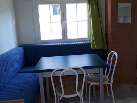 MOBILHOME 4 personnes - Mobilhome Confort 2 chambres/ Sans télévision