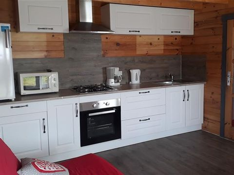 CHALET 6 personnes - FRENCH CANCAN + TV