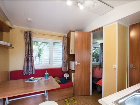 MOBILHOME 4 personnes - WEEKEND