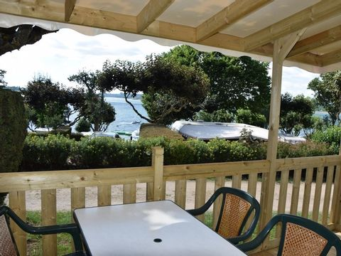 MOBILHOME 4 personnes - COTTAGE EVASION