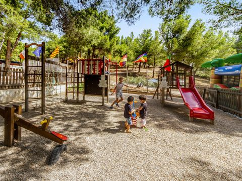Camping Le Bois de Pins - Camping Pyrenees-Orientales - Image N°7