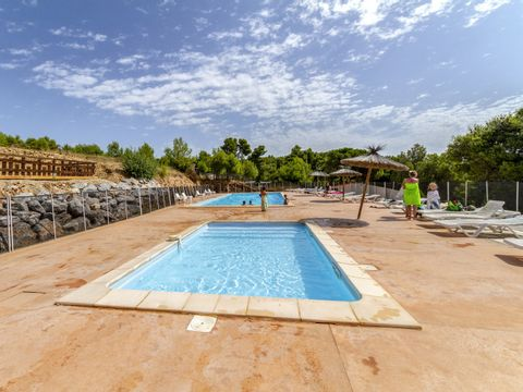 Camping Le Bois de Pins - Camping Pyrenees-Orientales - Image N°6
