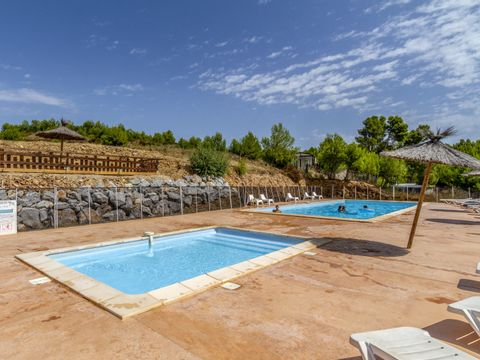 Camping Le Bois de Pins - Camping Pyrenees-Orientales - Image N°4