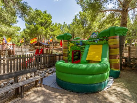 Camping Le Bois de Pins - Camping Pyrenees-Orientales - Image N°8
