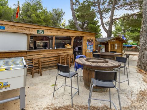 Camping Le Bois de Pins - Camping Pyrenees-Orientales - Image N°12
