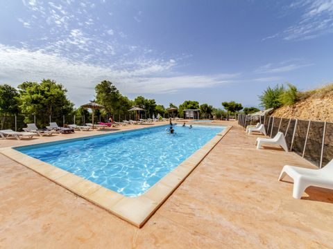 Camping Le Bois de Pins - Camping Pyrenees-Orientales - Image N°3