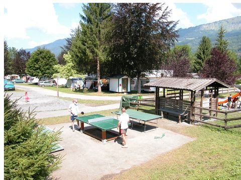 Camping Les locations de Mobil-homes Chevrot Loisirs - Camping Haute-Savoie - Image N°5