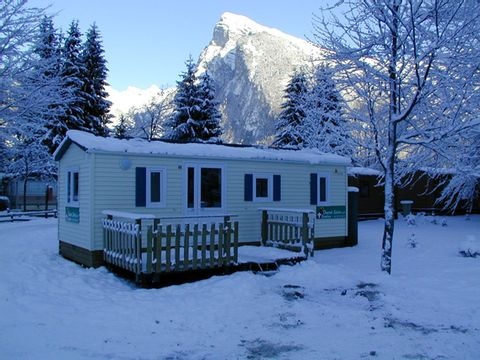 Camping Les locations de Mobil-homes Chevrot Loisirs - Camping Haute-Savoie - Image N°14
