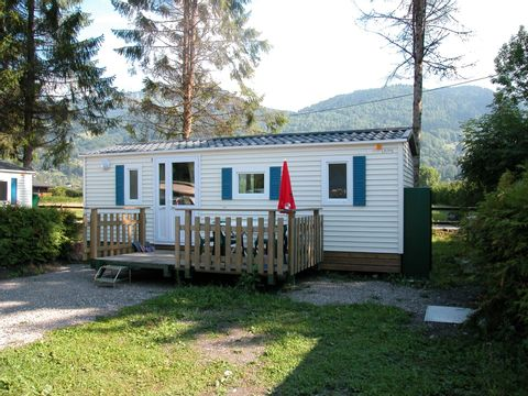Camping Les locations de Mobil-homes Chevrot Loisirs - Camping Haute-Savoie - Image N°9