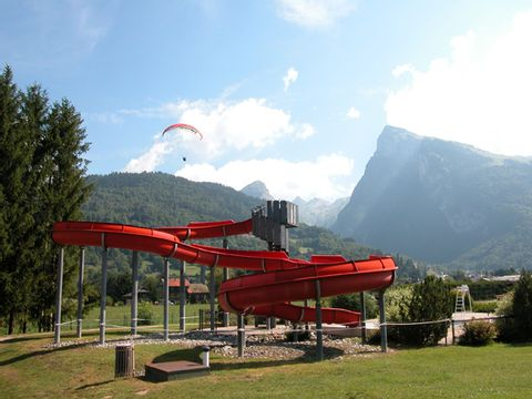 Camping Les locations de Mobil-homes Chevrot Loisirs - Camping Haute-Savoie - Image N°4