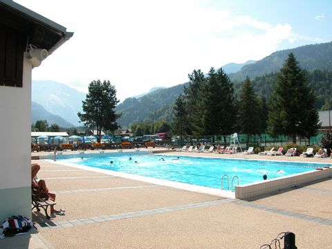 Camping Les locations de Mobil-homes Chevrot Loisirs - Camping Haute-Savoie