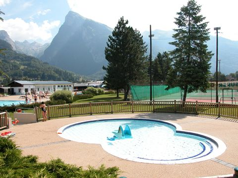 Camping Les locations de Mobil-homes Chevrot Loisirs - Camping Haute-Savoie - Image N°2