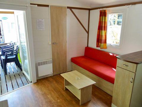 MOBILHOME 6 personnes - O'PHEA, 2 chambres + CLIM