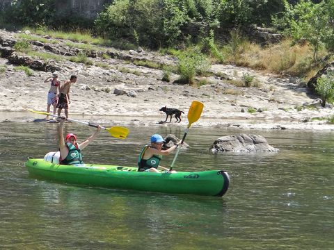 Camping Aloha Plage - Camping Ardeche - Image N°11