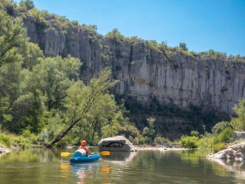 Ardèche  Camping RCN La Bastide en Ardèche - Camping Ardèche - Afbeelding N°17