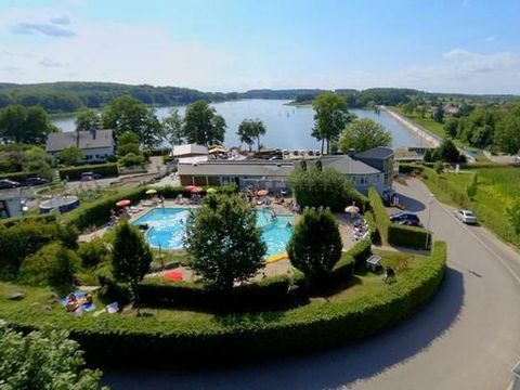 Camping Club Lac de Bouzey - Camping Vosges - Image N°2