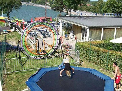 Camping Club Lac de Bouzey - Camping Vosges - Image N°16