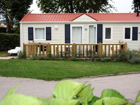 MOBILHOME 6 personnes - STANDING GRAND CHARMEUR - 3 chambres