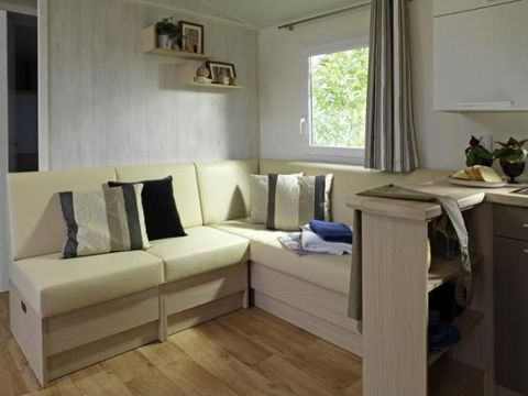 MOBILHOME 6 personnes - STANDING FLORES 3 - 3 chambres