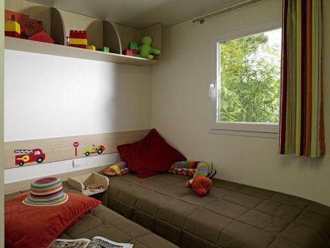 MOBILHOME 4 personnes - PRIVILEGE FLORES  2 - 2 chambre