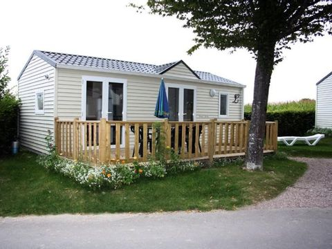 MOBILHOME 4 personnes - CONFORT GRAND LARGE - 2 chambres