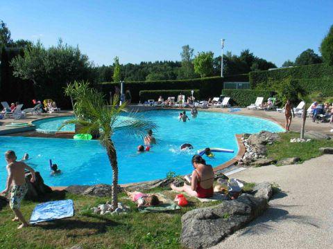 Camping Club Lac de Bouzey - Camping Vosges - Image N°5
